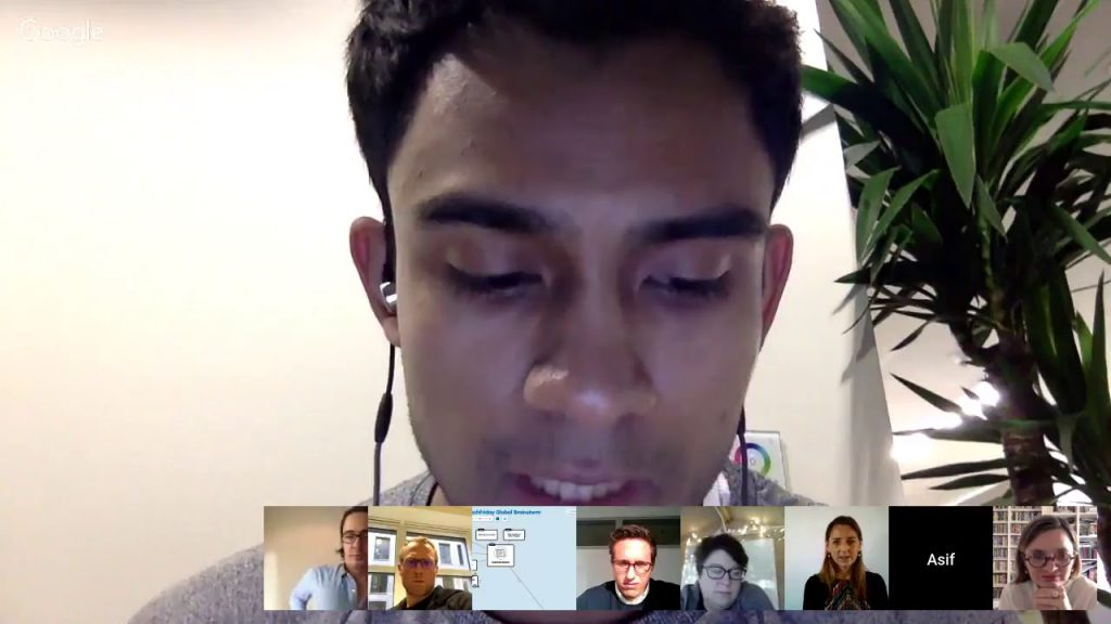 #FintechFriday Global Brainstorm #GEW17 LIVE