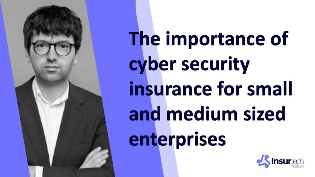 The importance of #cybersecurity insurance for small and medium sized enterprises in Germany