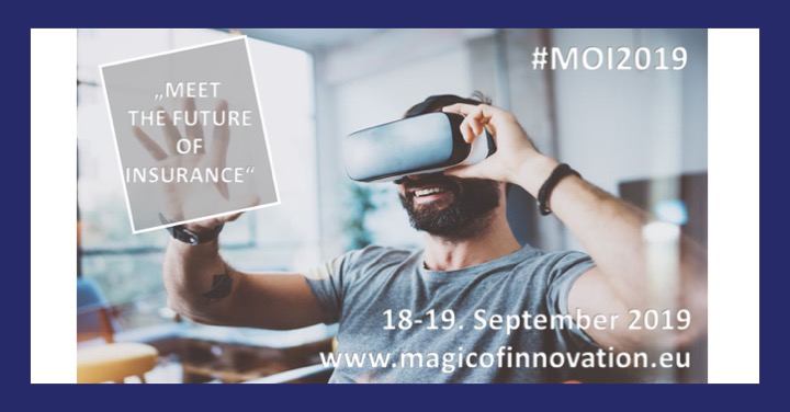 The Magic of Innovation  – Insurance Innovation Day